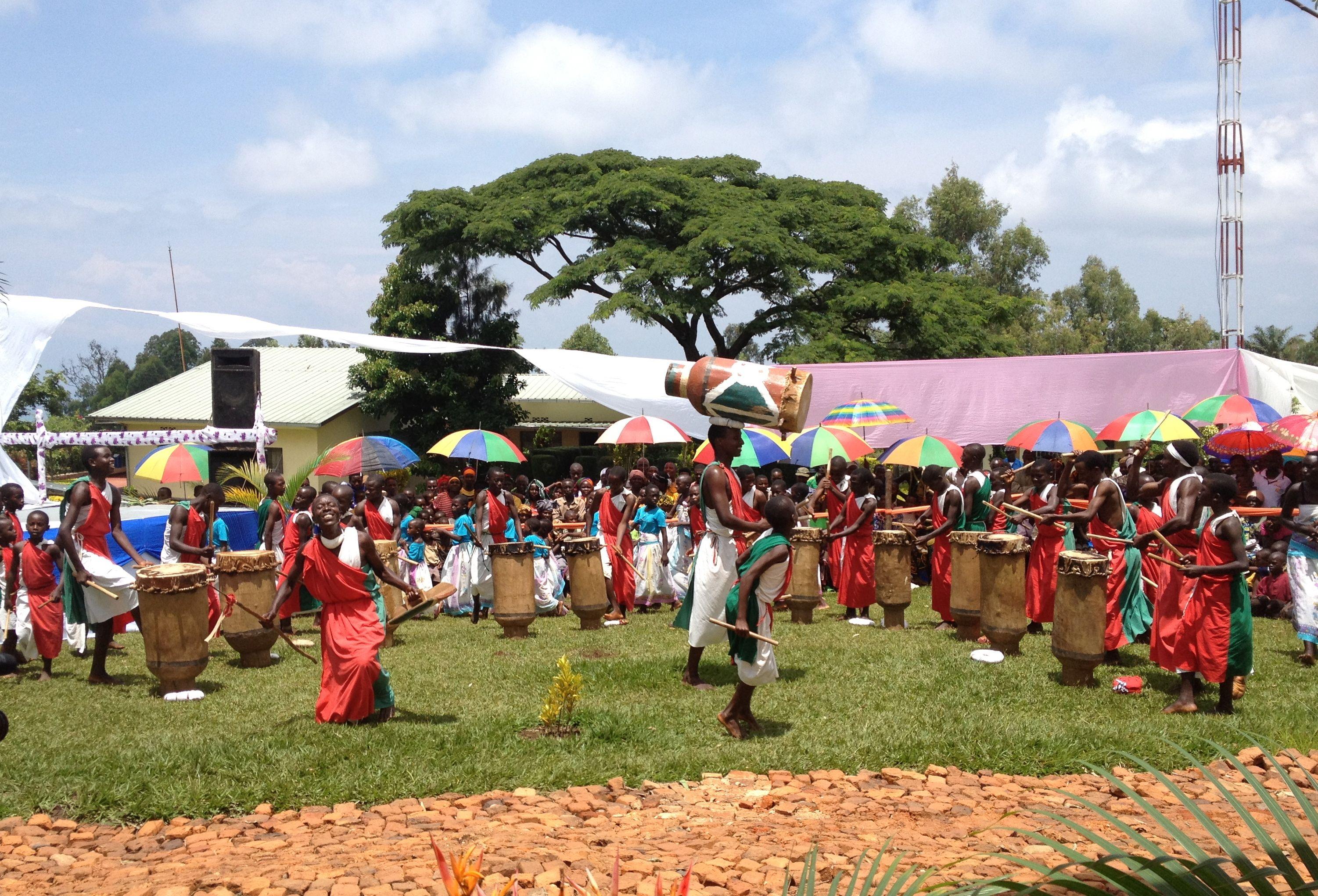 Drummers Hope Burundian Community Cooperative
